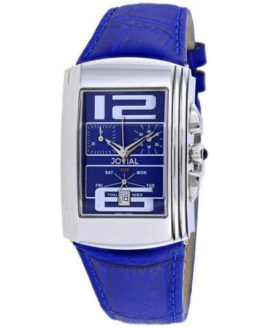 Jovial Men's Watch 08003-GSLC-03