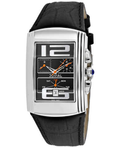 Jovial Men's Watch 08003-GSLC-04
