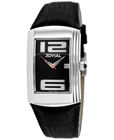 Jovial Men's Watch 08004-GSL-04