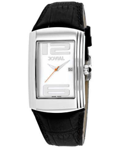 Jovial Men's Watch 08004-GSL-20