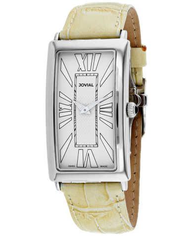 Jovial Men's Watch 08036-MSL-10
