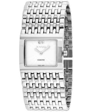 Jovial Women's Watch 08037-MSM-01