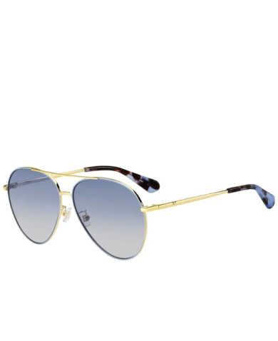 Kate Spade Women's Sunglasses CAROLANEFS-0KY2-DG