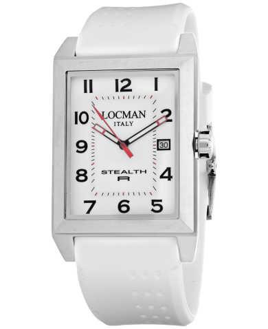 Locman Men's Watch 240WH2WH