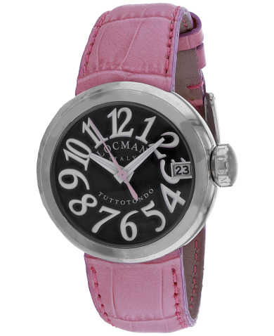 Locman Men's Watch 340BKWHPPK