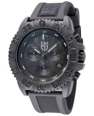 Luminox Unisex Quartz Watch A-3081-BO