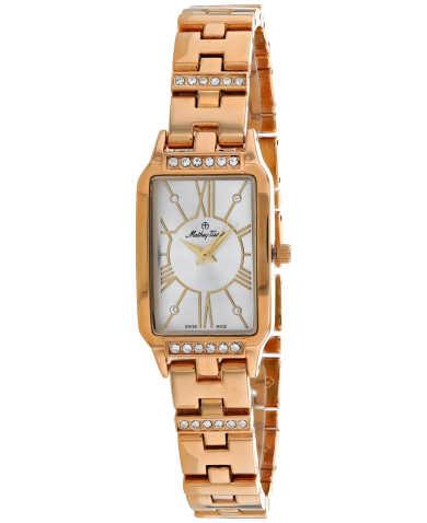 Mathey Tissot Women's Watch D2881PI