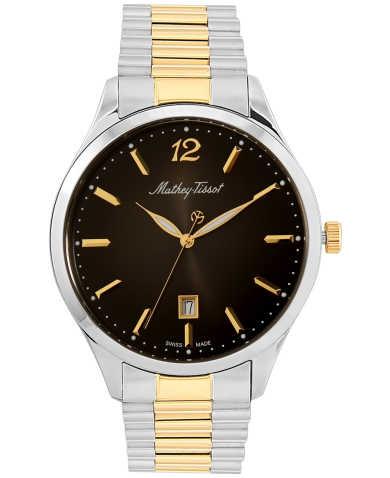 Mathey Tissot Men's Watch H411MBN