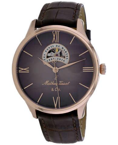 Mathey Tissot Men's Watch MC1886PI
