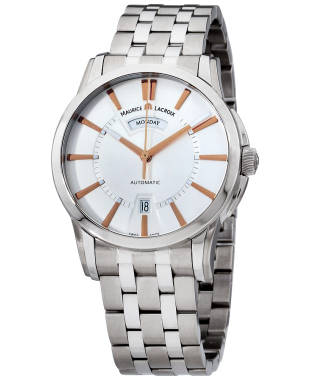 Maurice Lacroix Men's Automatic Watch PT6158-SS002-19E-1
