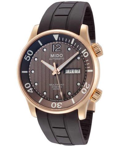 Mido Men's Automatic Watch M0059303729080