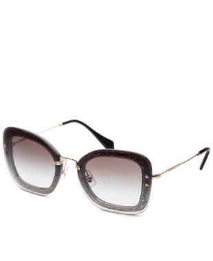 Miu Miu Women's Sunglasses MU02TS-UES0A765