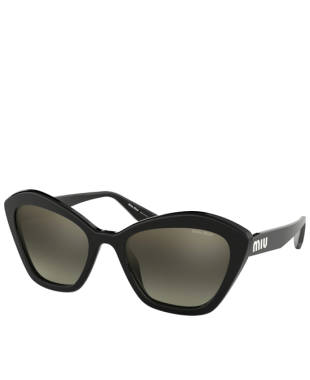 Miu Miu Women's Sunglasses MU05US-1AB5O0-55