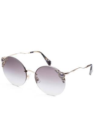 Miu Miu Women's Sunglasses MU52TS-WO43M160