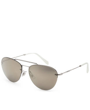 Miu Miu Women's Sunglasses MU54US-1BC1C059