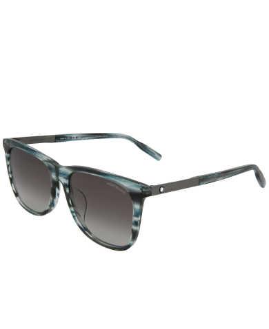 Montblanc Men's Sunglasses MB0017SA-30007033-004
