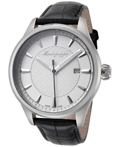 Montegrappa Men's Quartz Watch IDFOWALJ