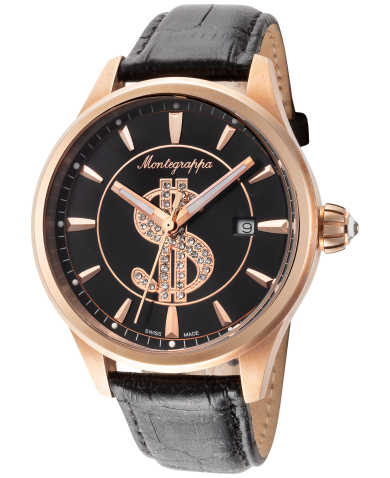 Montegrappa Men's Watch IDF$WARC