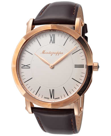 Montegrappa Men's Quartz Watch IDNMWARW