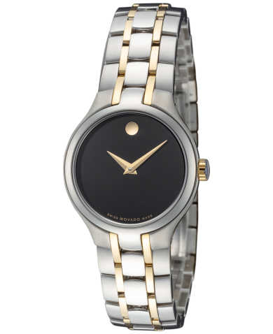 Movado Women's Quartz Watch 0606959