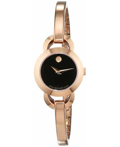 Movado Women's Quartz Watch 0607065