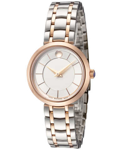 Movado Women's Quartz Watch 0607099