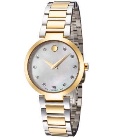 Movado Women's Quartz Watch 0607103
