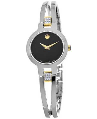 Movado Women's Quartz Watch 0607185