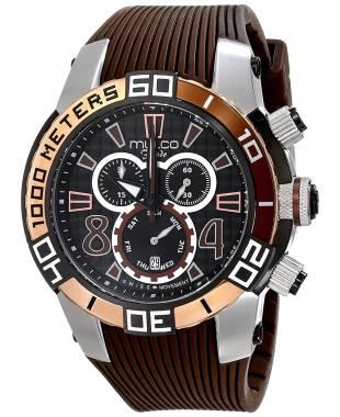 Mulco Fondo Wheel MW1-74197-035 Men's Watch