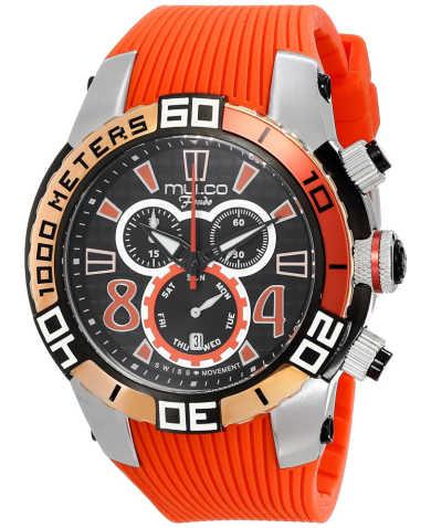 Mulco Fondo Wheel MW1-74197-065 Men's Watch