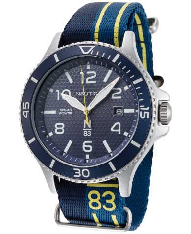 Nautica Men's Quartz Solar Watch NAPCBS902