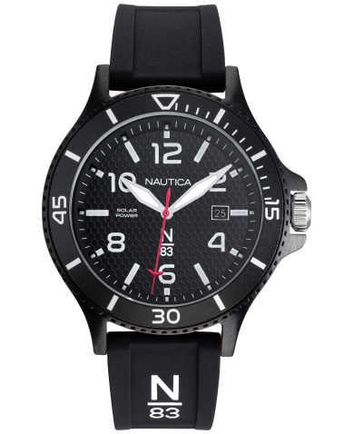 Nautica Men's Quartz Solar Watch NAPCBS910