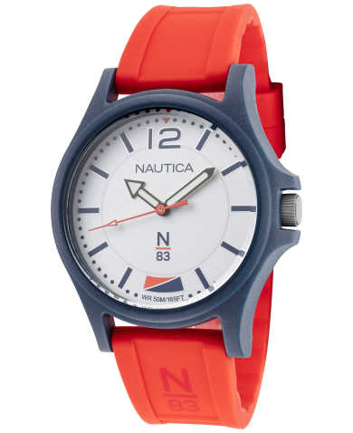 Nautica Men's Quartz Watch NAPJSF005