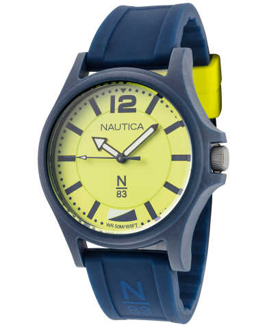 Nautica Men's Quartz Watch NAPJSF007