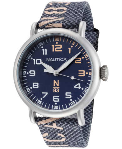 Nautica Men's Quartz Watch NAPLSS006
