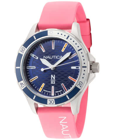 Nautica Women's Quartz Watch NAPMHS002