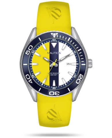 Nautica Men's Quartz Watch NAPNAI808
