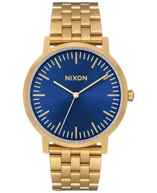 Nixon Men's Quartz Watch A10572735-00