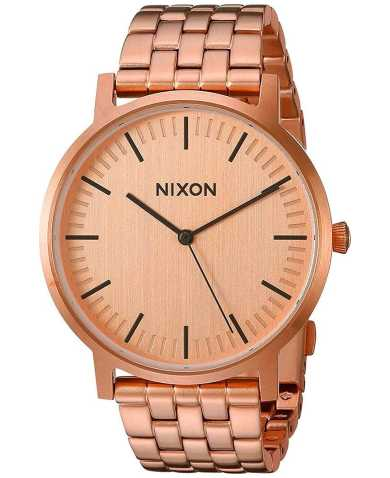 Nixon Men's Quartz Watch A1057897-00