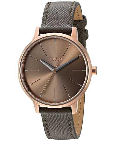 Nixon Women's Quartz Watch A1082214-00