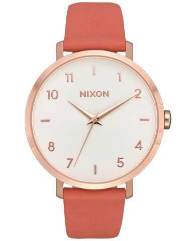 Nixon Women's Quartz Watch A10913028-00