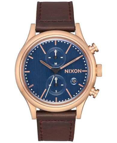 Nixon Men's Quartz Watch A11632629-00