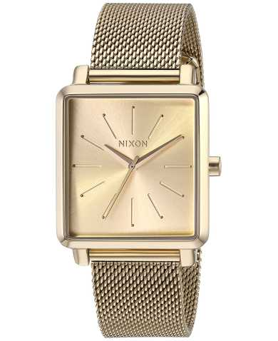 Nixon Women's Quartz Watch A1206502-00