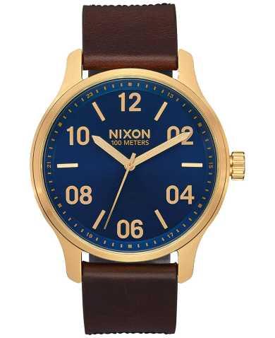 Nixon Women's Quartz Watch A12433210-00