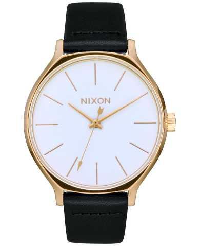 Nixon Women's Quartz Watch A12501964-00