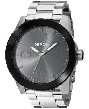 Nixon Men's Quartz Watch A3461762-00