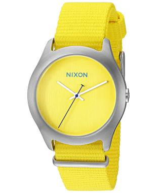 Nixon Women's Quartz Watch A348-1599-00