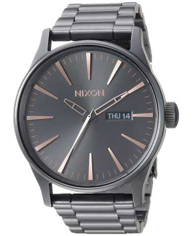 Nixon Men's Quartz Watch A3562785-00
