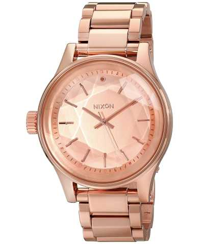 Nixon Unisex Quartz Watch A384897-00