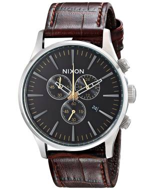 Nixon Men's Quartz Watch A4051887-00